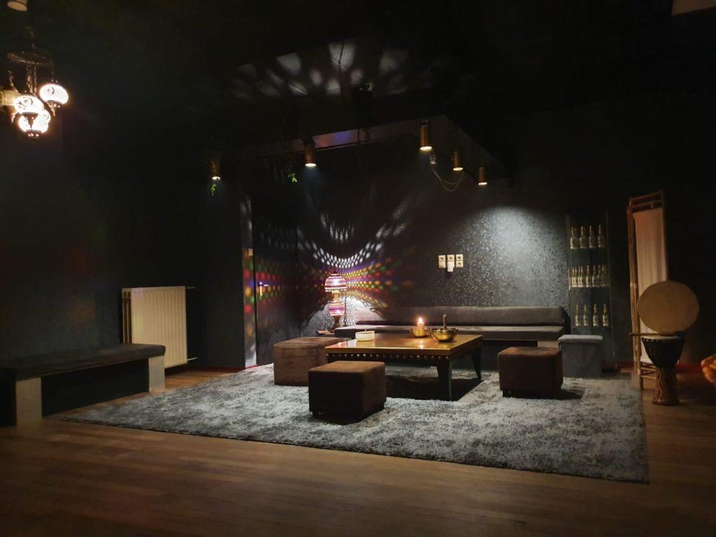 foto woonkamer ijmuiden
